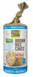 Rice Up Puffasztott Rizs Szelet  Amarant-Hajdina 120 g