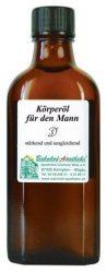 Ingeborg Stadelmann aromakeverék, Férfitestolaj 50 ml