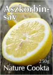 Nature Cookta Aszkorbinsav 250 g