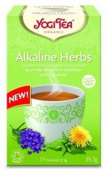 Yogi Bio tea Lúgosító gyógynövényes -filteres 17 db