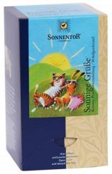Sonnentor adagoló dobozos Bio teák, Napos Üdvözlet tea 20 filter