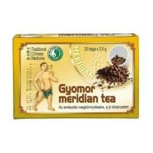Dr. Chen Gyomor meridian tea filteres 20 * 2,5 g filter