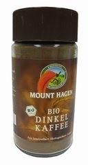 Mount Hagen Bio tönköly kávé, instant (tönkölybúza kávé) 100 g