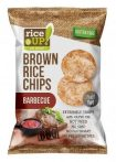 Rice Up Barnarizs Chips Barbecue Ízű 60 g