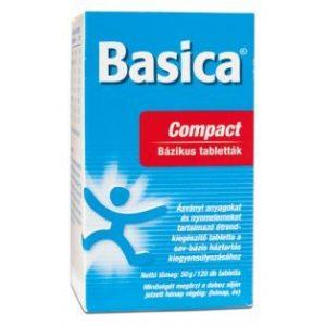 Basica Compact Tabletta 120 db
