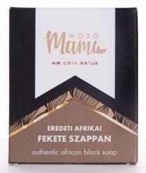 Mm Gold Natur Afrikai Fekete Szappan 100 g