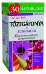 Naturland Gyümölcstea Tőzegáfonya-Echinacea 20 db filter