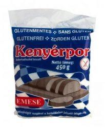 Emese Gluténmentes kenyérpor 450 g