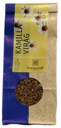 Sonnentor adagoló dobozos Bio teák, kamilla tea filteres 14,4 g