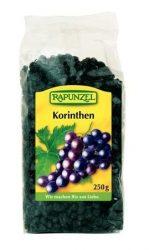 Rapunzel Bio aszalt gyümölcsök, mazsola, korintoszi, kék szőlőből 250 g