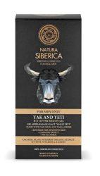 Natura Siberica Borotválkozás utáni hűsítő gél férfiaknak 150 ml