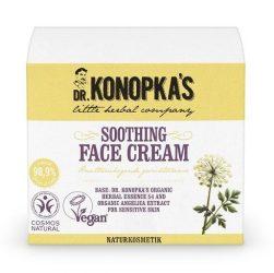Dr. Konopka's Nyugtató-hidratáló arckrém 50 ml