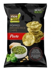 Rice Up Rizs Chips Pestó Ízű 60 g