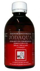 Jódaqua sóshartyáni természetes jódos gyógyvíz