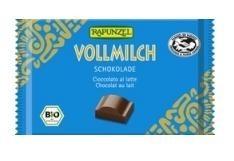 Rapunzel Bio csokoládé, Cristallino tejcsokoládé 34%-os 100 g