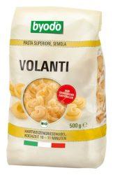 Byodo Bio tészták, Volanti semola 500 g