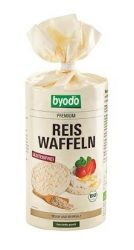 Byodo Bio rizsszelet, rizsszelet szezámmal és tengeri sóval (gluténmentes) 100 g