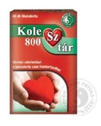 Dr. Chen Cholestar 800 (Kole Sztár) Tabletta 60 db