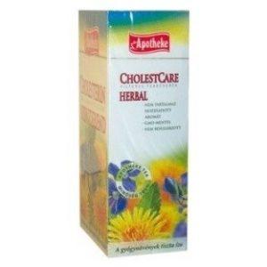 Apotheke Cholestcare Herbal Tea 20 filter