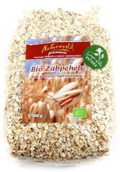 Naturwold Bio Zabpehely Bársonyos Aprószemű 500 g