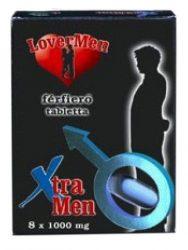 Dr. Chen Xtra Men Férfierő Tabletta 8 db